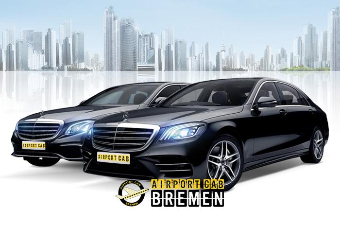 Bremen Airport Taxi Mercedes S-Class & E-Class Premium Limousine