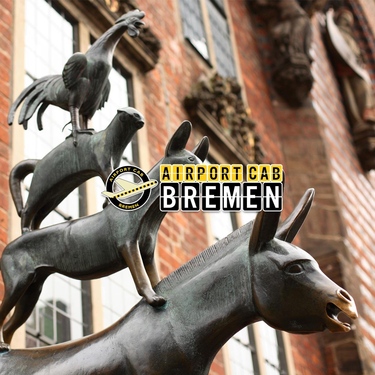 Bremen town musicians called Stadtmusikanten in german